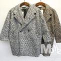 STYLEZOA家2014秋冬新款韩国女生必备时尚款百搭毛呢女式大衣外套