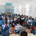 이통조선족중학교 교내식당
